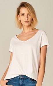 T-shirt mohito z krótkim rękawem z bawełny