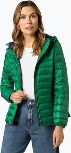 df062af0002e Zielona kurtka Esprit w stylu casual krótka