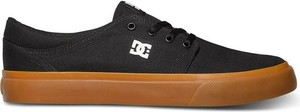 Buty Trase Tx DC Shoes (czarno-pomarańczowe)