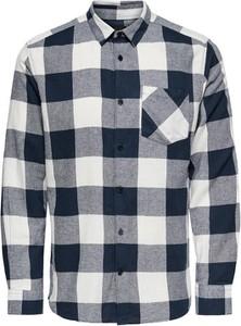 Koszula Only & Sons z klasycznym kołnierzykiem w stylu casual