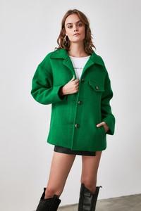 Płaszcz Trendyol w stylu casual