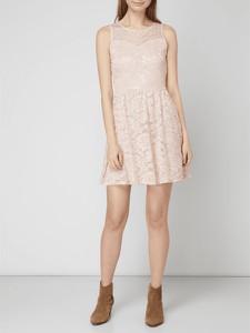 Sukienka Only mini z okrągłym dekoltem bez rękawów