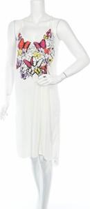 Sukienka Cocolatte bez rękawów midi