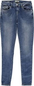 Niebieskie jeansy LTB z bawełny w stylu casual