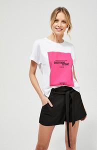 T-shirt Moodo z krótkim rękawem
