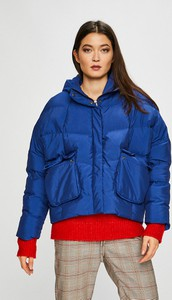 Niebieska kurtka Medicine krótka w stylu casual