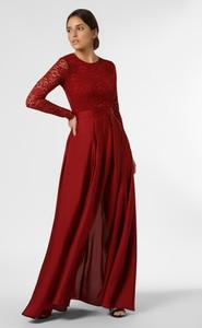 Sukienka Swing z okrągłym dekoltem
