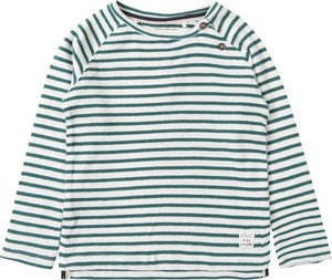 Koszulka dziecięca Name it w paseczki z dżerseju