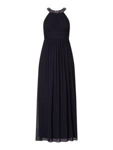Czarna sukienka Jake*s Cocktail rozkloszowana