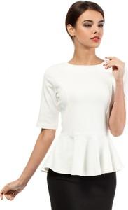 Bluzka MOE z krótkim rękawem z bawełny