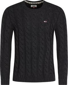 Czarny sweter Tommy Jeans