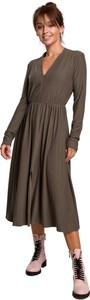 Sukienka Be z dekoltem w kształcie litery v