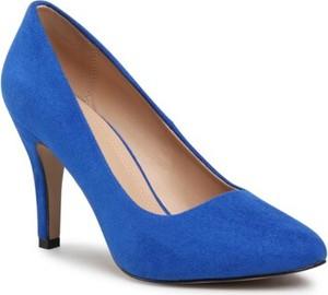 Niebieskie czółenka Jenny Fairy