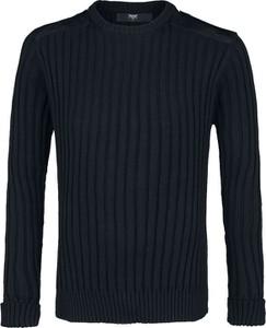 Zielony sweter Emp z bawełny