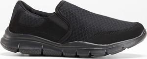 Czarne buty sportowe bonprix bpc selection