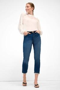 Niebieskie jeansy ORSAY w stylu casual