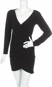 Sukienka Chery z długim rękawem w stylu casual
