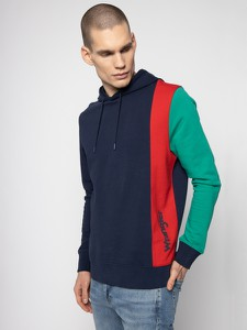 Granatowa bluza Wrangler