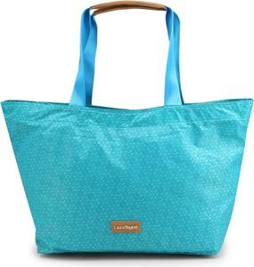 Niebieska torebka Laura Biagiotti