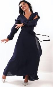 Sukienka Oscar Fashion maxi