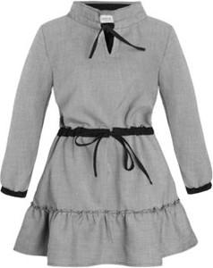 Sukienka DOROTHÉ z długim rękawem w stylu casual