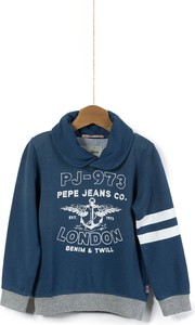 Bluza dziecięca Pepe Jeans z dzianiny