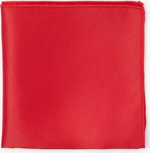Czerwona poszetka Recman