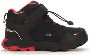 Buty trekkingowe dziecięce American Club z plaru