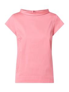 Różowa bluzka Windsor w stylu casual