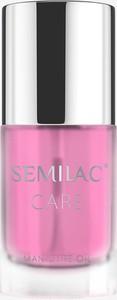 Oliwka do paznokci Semilac Manicure Oil Pineapple 7ml