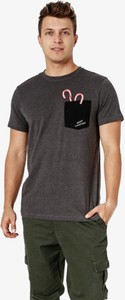 Brązowy t-shirt Feewear