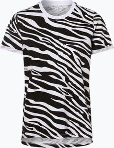 T-shirt Marie Lund z krótkim rękawem z okrągłym dekoltem