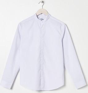 Koszula Sinsay z klasycznym kołnierzykiem z długim rękawem