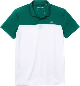 Koszulka polo Lacoste z bawełny z krótkim rękawem