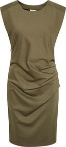Zielona sukienka Kaffe mini