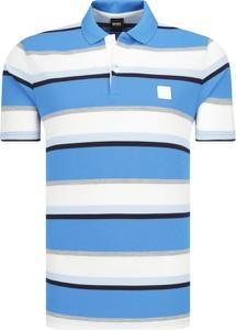 Koszulka polo BOSS Casual z krótkim rękawem