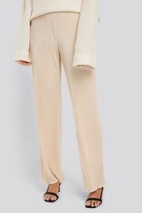 Spodnie NA-KD w stylu retro