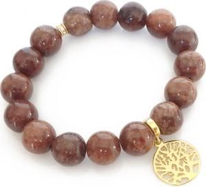 Perlove Brązowy marmurek z Drzewem Życia