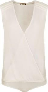Bluzka Liu-Jo z tkaniny