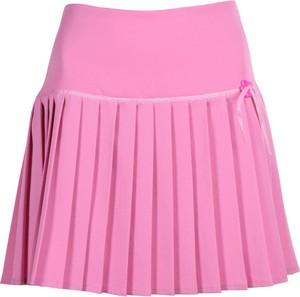 Różowa spódnica Fokus mini