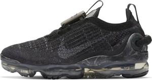 Czarne buty sportowe Nike vapormax