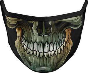 Vision Wear Sport Maska na twarz streetwear SKULL 2.0