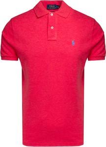 T-shirt POLO RALPH LAUREN z krótkim rękawem w stylu casual z tkaniny