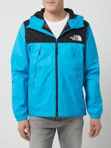 Niebieska kurtka The North Face krótka