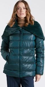Zielona kurtka Monnari w stylu casual