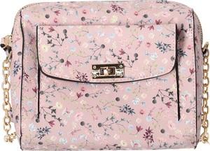 Różowa torebka Verde