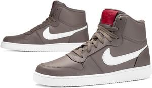 Brązowe buty sportowe Nike
