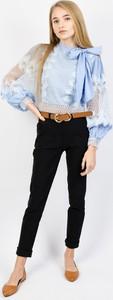 Bluzka Olika z długim rękawem w stylu boho