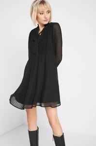 Sukienka ORSAY z długim rękawem mini z dzianiny