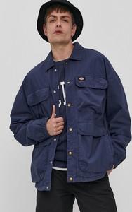 Niebieska kurtka Dickies w stylu casual